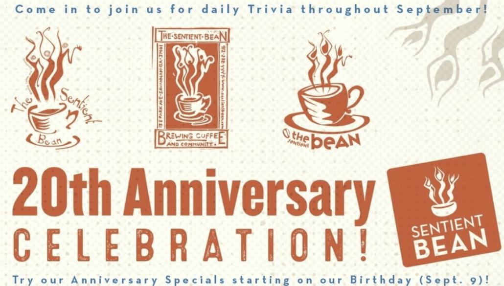 Savannah's Sentient Bean Celebrates Twenty Years Of Coffee and Culture 2