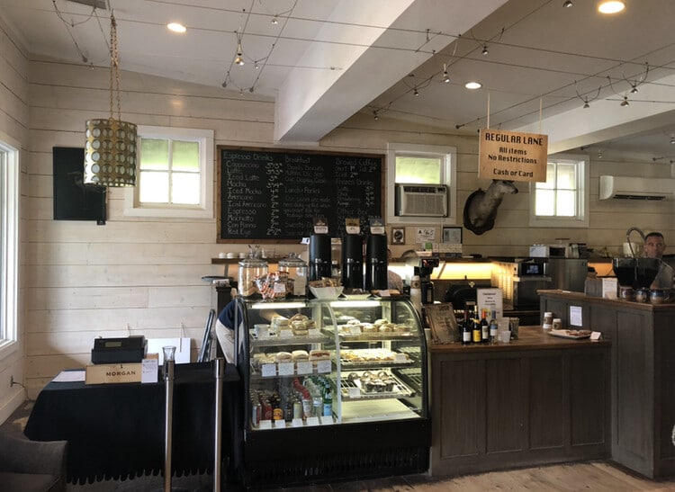 Spotlight: Buck's Coffee Cafe 4