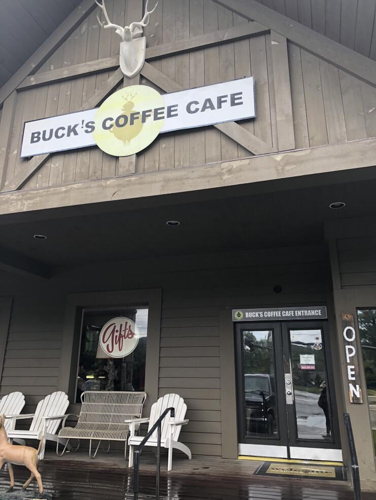 Spotlight: Buck's Coffee Cafe 2