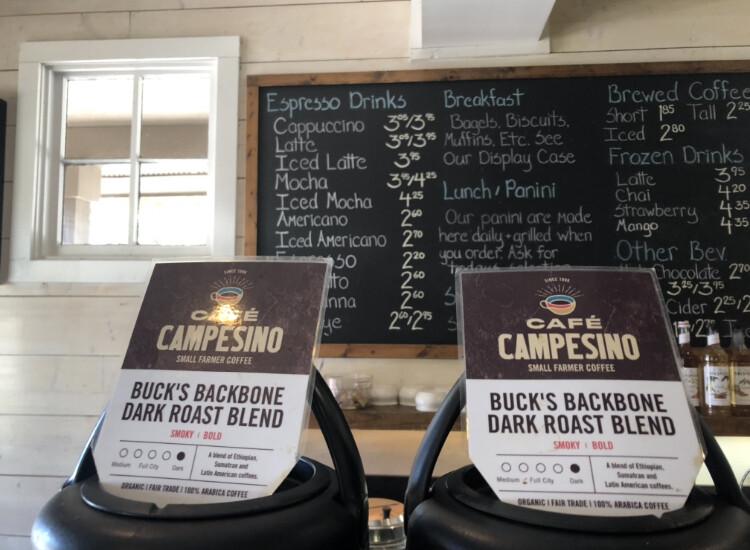 Spotlight: Buck's Coffee Cafe 5