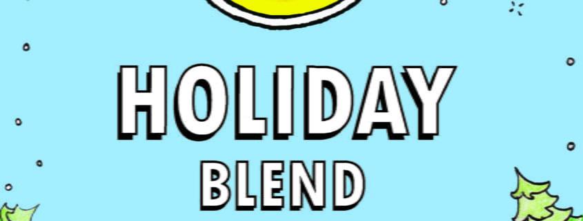 Holiday Blend Label