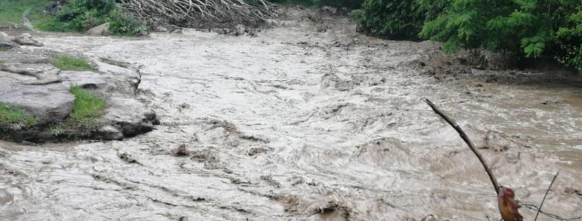 flooding in Nicaragua