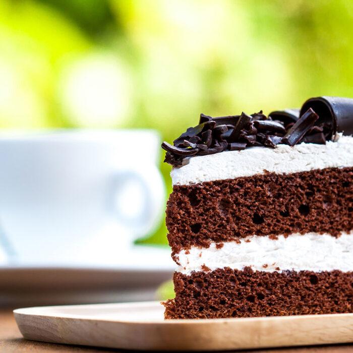Espresso Flan Cake