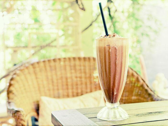 Cafe Campesino Coffee Milkshake
