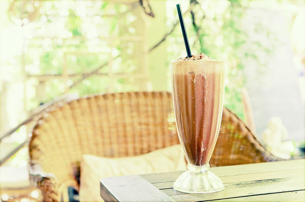 Cafe Campesino Coffee Milkshake