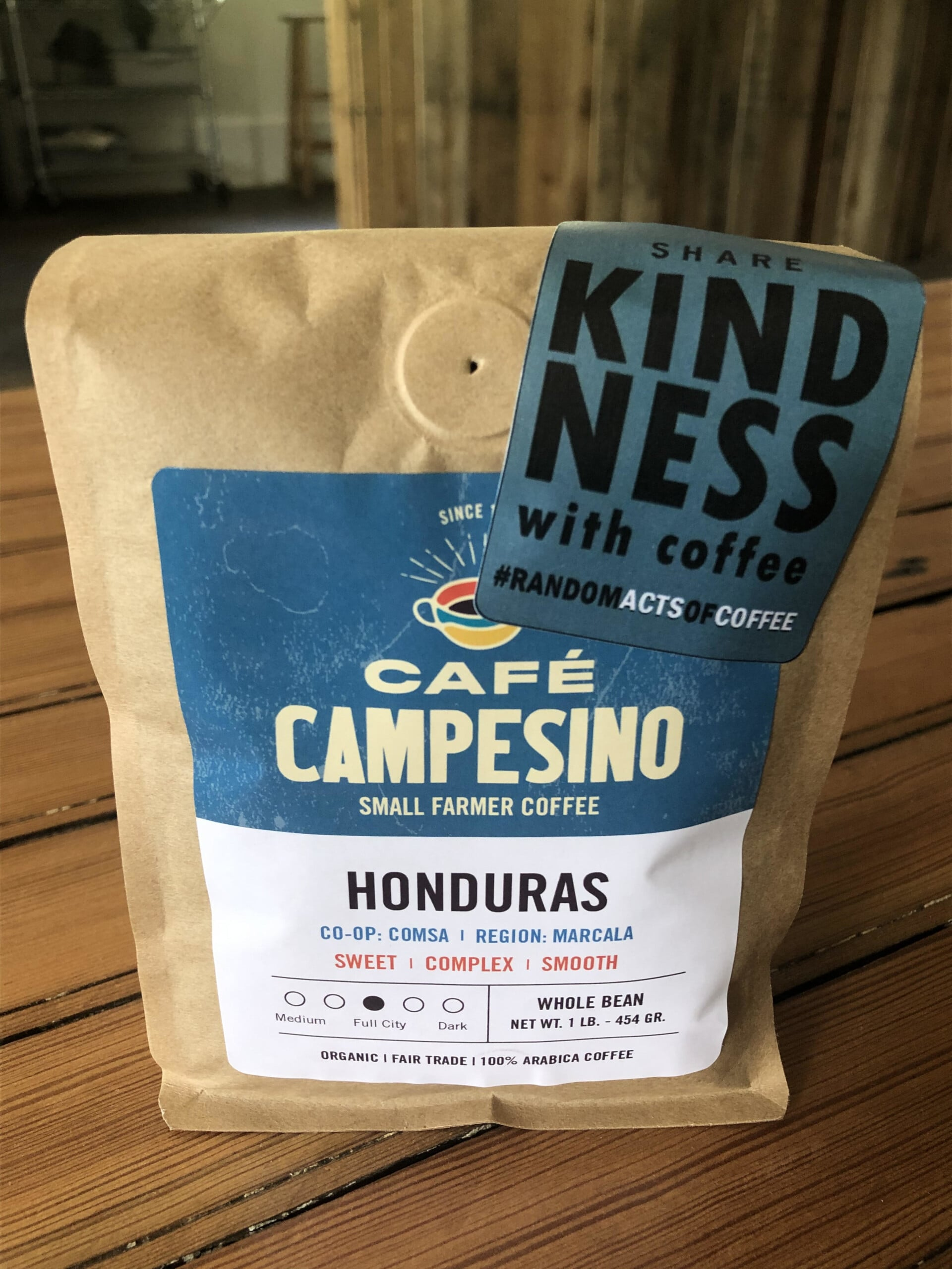 Share Kindness with Coffee 3