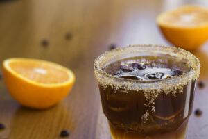 Cafe Campesino Coffee Cherry Soda summer iced espresso drink