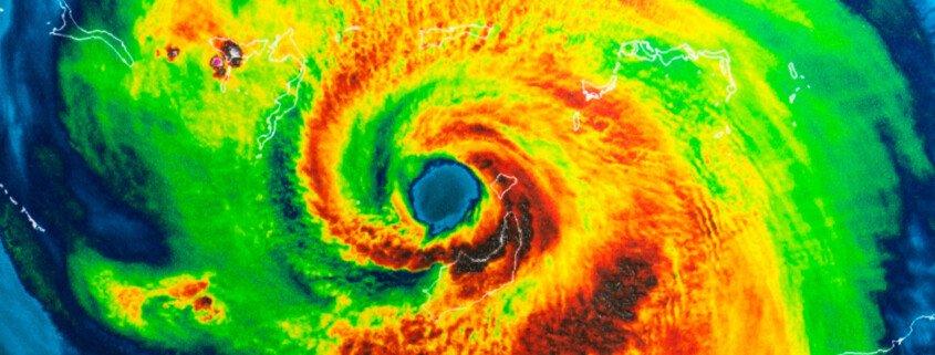 Hurricane Eta in Nicaragua 1