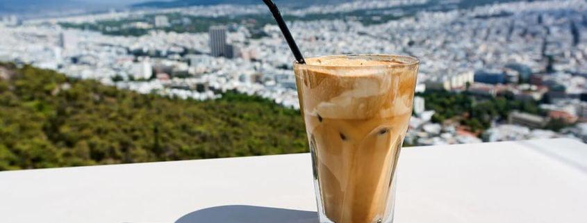 Greek Coffee Frappe 1