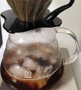 Iced Coffee Brewing
