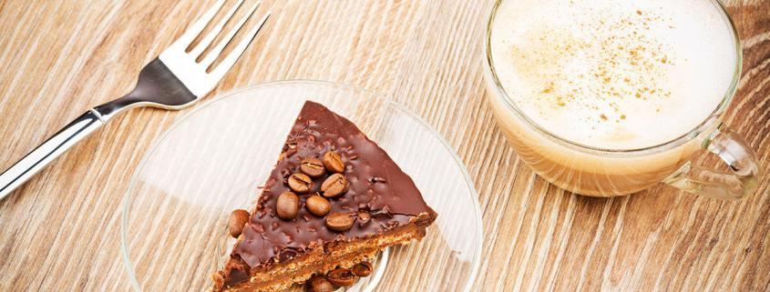 Irish Cream Coffee Layer Cake