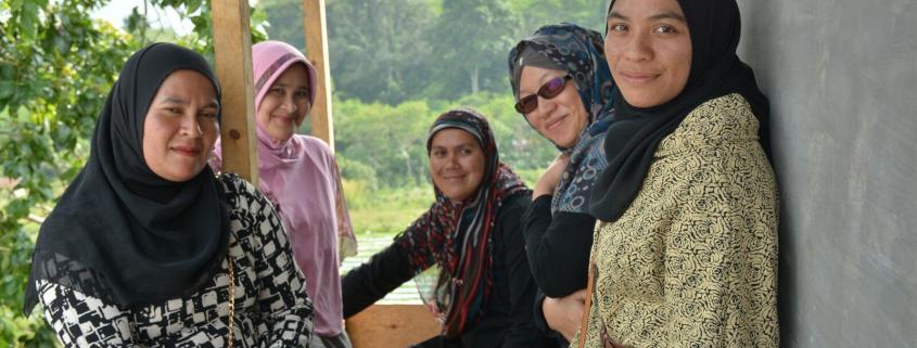 Women at Kokowagayo Cooperative Sumatra Coffee