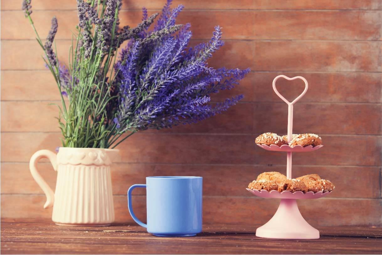 Iced Lavender Latte Recipe