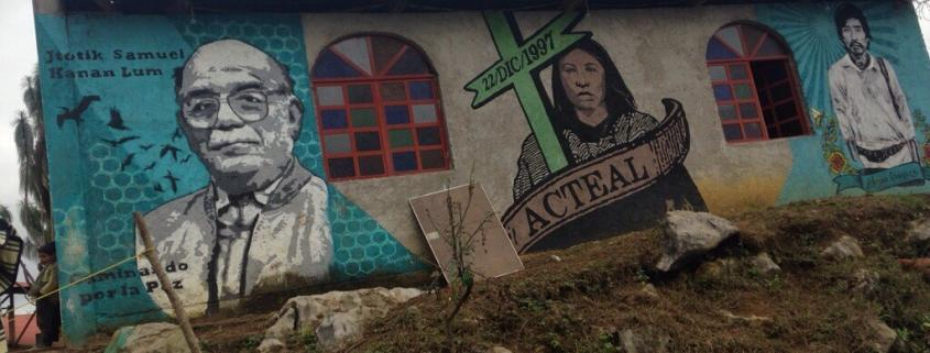 Maya Vinic and The Struggle For Justice In Chiapas, Mexico 1