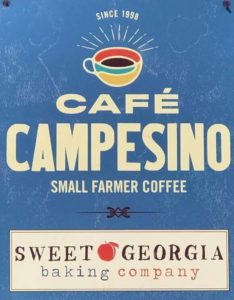 Sweet Georgia Baking Company is now a part of Cafe Campesino.